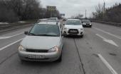 ул Остужева: Ищу свидетелей/запись видео ДТП между Lada kalina и Mitsubishi ASX