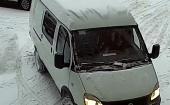 ул Беговая: ГАЗель с поддельными номерами т946мх 36rus совершила ДТП и скрылась с места Беговая 2/3, г. Воронеж